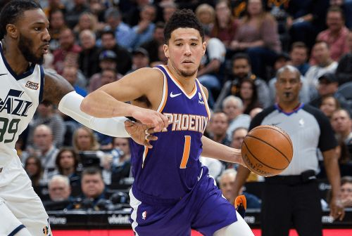 Suns, Jazz got so petty as Devin Booker chased 60-point game