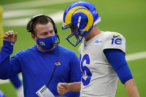 Rams' Sean McVay 'not going to run' from this hard Jared Goff truth