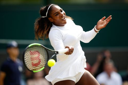 Serena Williams reaches Wimbledon final with dominant win