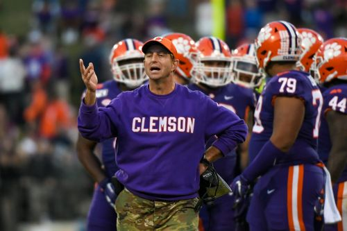 Clemson's Dabo Swinney has 'zero doubt' NCAA football season will start on time with 'packed' stadiums