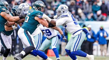 Eagles Once Again Have One Of The Best OTs In The Game
