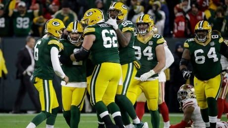 Mason Crosby hits FG as time expires to help Packers top 49ers