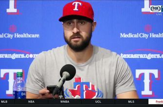 Joey Gallo on Rangers 2-0 Win Over Angles | Rangers Live