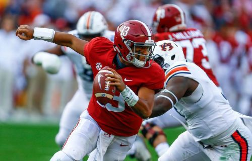 College football picks against the spread, Week 14: DMan's winners include Alabama, Oklahoma