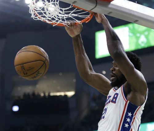 76ers' Embiid hates the Celtics, now he needs to beat them