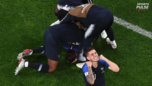 France beats Croatia for second World Cup title