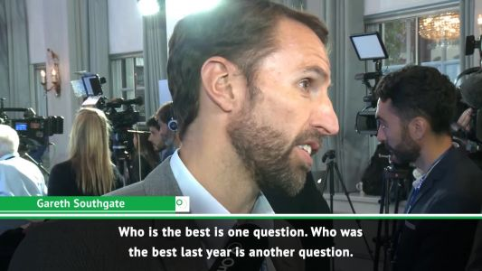 I voted for Modric at the Best FIFA awards - Southgate