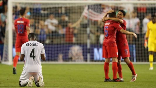 U.S. show they 'fight for each other' - Berhalter