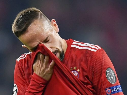 Bayern leave out Boateng and Ribery for Champions League clash with Liverpool