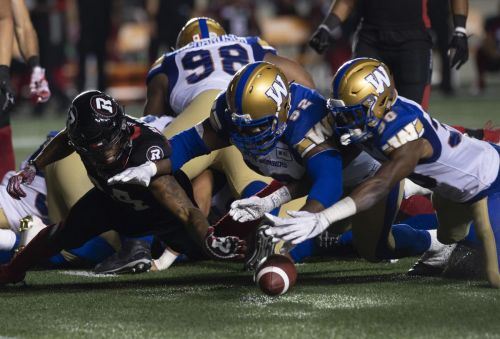 CFL picks: Jonathon Jennings to get first start with Redblacks against unbeaten Blue Bombers