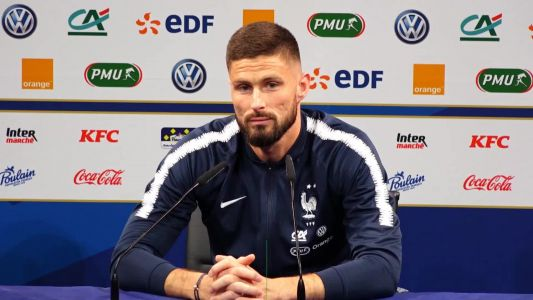 Giroud wants more trophies at Chelsea 'whoever the coach is'