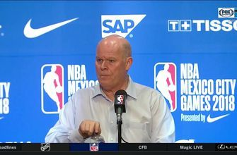 Steve Clifford on the Magic's gutsy win over the Jazz in Mexico City