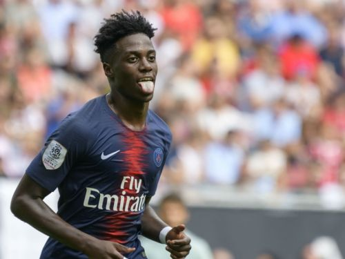 What's in a name? PSG's NxGn starlet Timothy Weah writing his own story