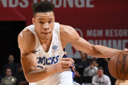 Kevin Knox picks up early honor for Knicks with dazzling play