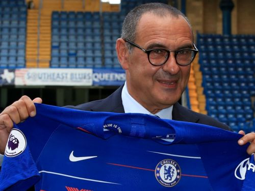 'He wanted to take my whole team' - Napoli president slams Sarri after Chelsea switch