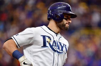 Kevin Kiermaier joins MLB on FOX crew to discuss Rays game 4 win Astros