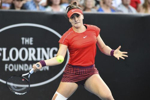 Canada's Andreescu rockets up 45 positions after reaching Auckland final