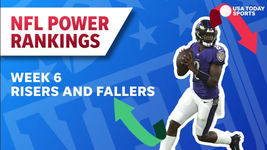 NFL week 6 power rankings: Are the Titans the best team in the AFC?