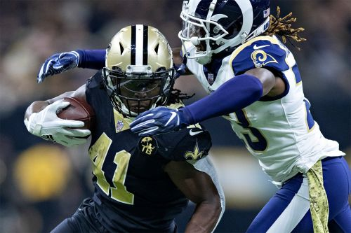 Which team will win the NFC Championship: Rams or Saints?