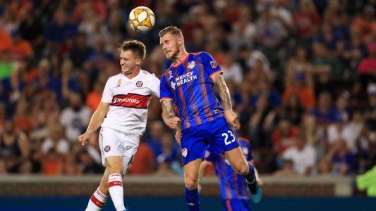 Fire, FC Cincinnati settle for scoreless draw