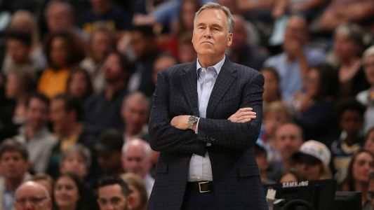 Rockets clean house with coaching changes, could be forcing Mike D'Antoni out, report says
