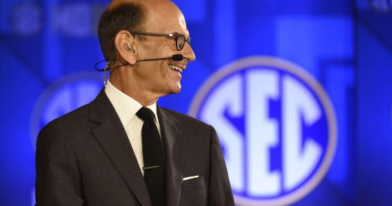 Paul Finebaum's potential departure is biggest storyline in the SEC as media day nears