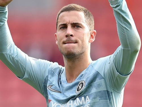 'Hazard can win Ballon d'Or at Chelsea' - Sarri tries to calm Real Madrid rumours