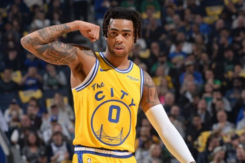 'Tough' New York winter led D'Angelo Russell to Warriors
