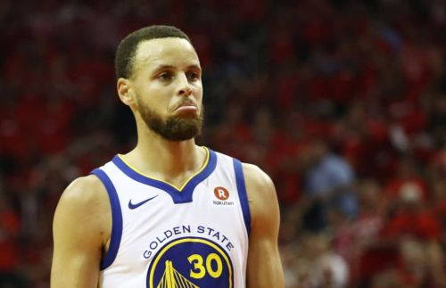 Stephen Curry Says He's Healthy Despite Struggles