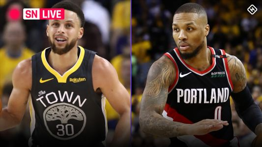 Warriors vs. Trail Blazers: Results, highlights from Game 3 of the Western Conference finals