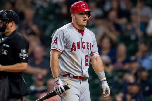 Mike Trout: Leaving Angels 'never crossed my mind'