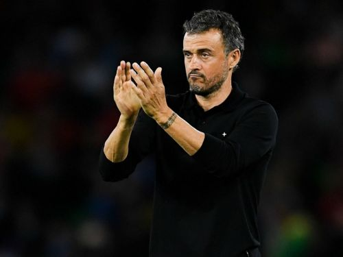 Luis Enrique 'happy and satisfied' with Spain despite Nations League failure
