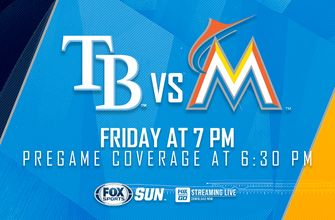 Preview: Rays, Marlins return from break with Citrus Series showdown