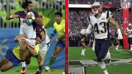 Nate Ebner: From Olympic Rugby 7s to the Super Bowl