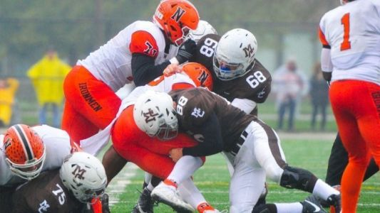 Football notes: Mount Carmel lineman Dominic Barbosa thriving after life-saving surgery