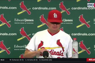 Shildt on Goldschmidt's walk-off: 'That's a big play for him and us'