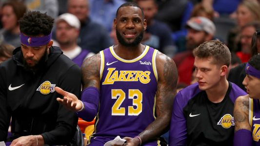 Lakers' season of blunders gets hilarious 'One Shining Moment' treatment