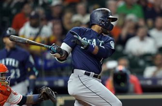 Cano has 3 RBIs as Mariners rout Astros 9-0