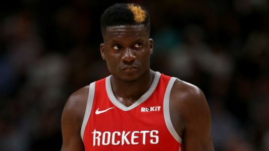 Clint Capela injury update: Rockets big man out 4-6 weeks