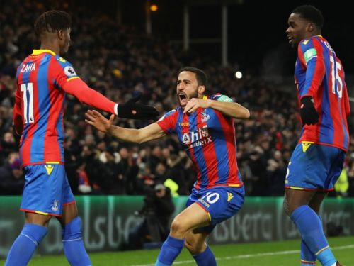 Hodgson signs contract extension with Crystal Palace