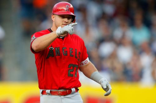 Mike Trout proves again why he's the greatest show in baseball