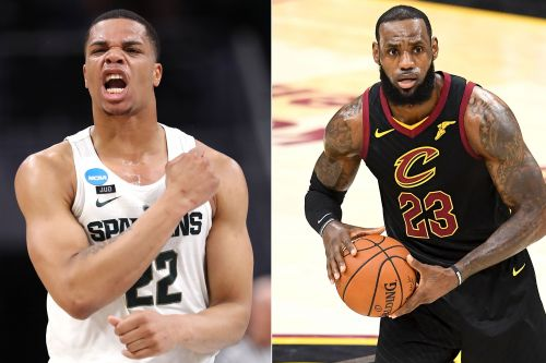 Top NBA draft prospect goes to LeBron for fitness advice