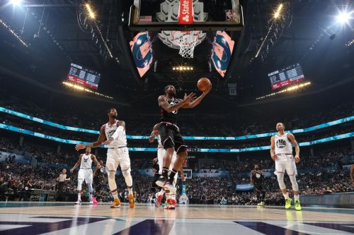 Team LeBron turns to its shooters in second half to win NBA all-star game