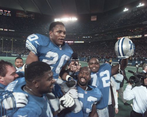 20 years ago, Barry Sanders retired and 'all hell broke loose'
