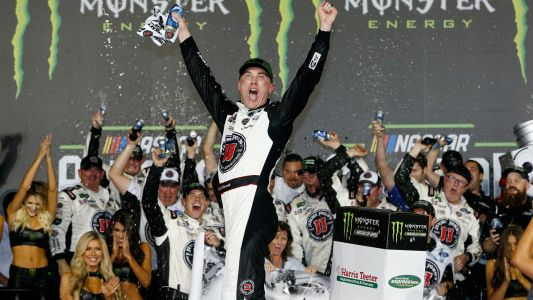NASCAR All-Star Race results: Kevin Harvick holds off Daniel Suarez to win $1 million check
