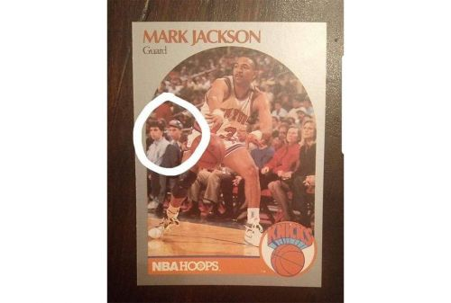 How Two Murderers Were Spotted on an Old Mark Jackson Trading Card