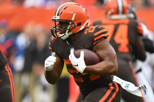 Carlos Hyde trade opens door for intriguing fantasy rookie