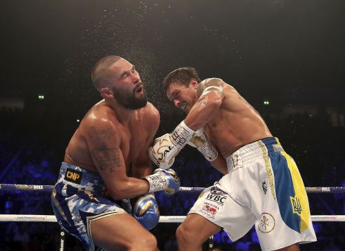 Usyk KOs Bellew in 8th round, retains cruiserweight titles