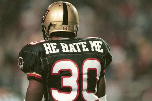 XFL's Rod 'He Hate Me' Smart found safe in South Carolina