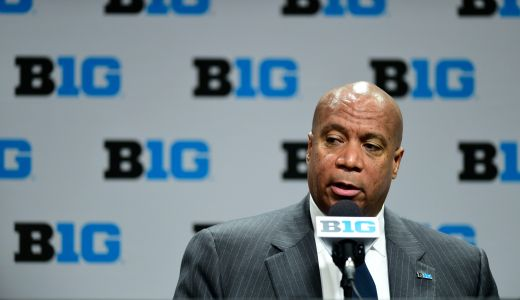 Big Ten football reduces season schedule to only conference games